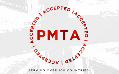 I Vape Great Receives PMTA Acceptance Letter from FDA
