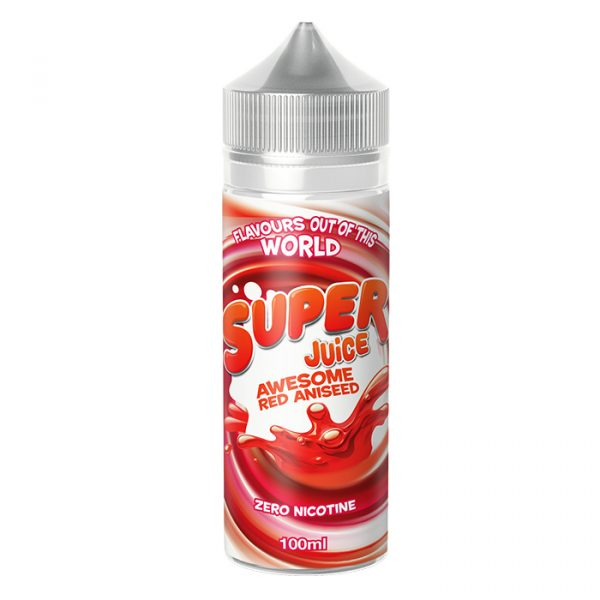 Super Juice Awesome Red Aniseed
