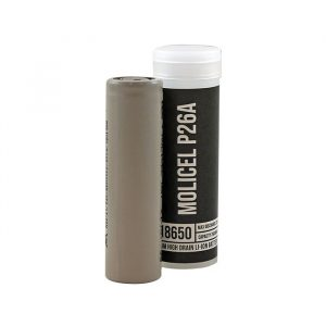 Molicell INR 18650 P26A Battery